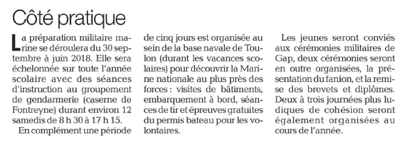 * Le nom d'Alexandre LOFI (Compagnon de la Libération, 1er et 2e BFM, 1er BFMC), donné à une PMM