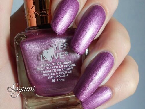 Yes Love - N034 & Yes Love - N012