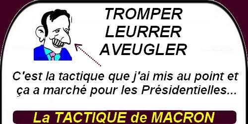 Qui pourra arrêter la dictature En Marche ?