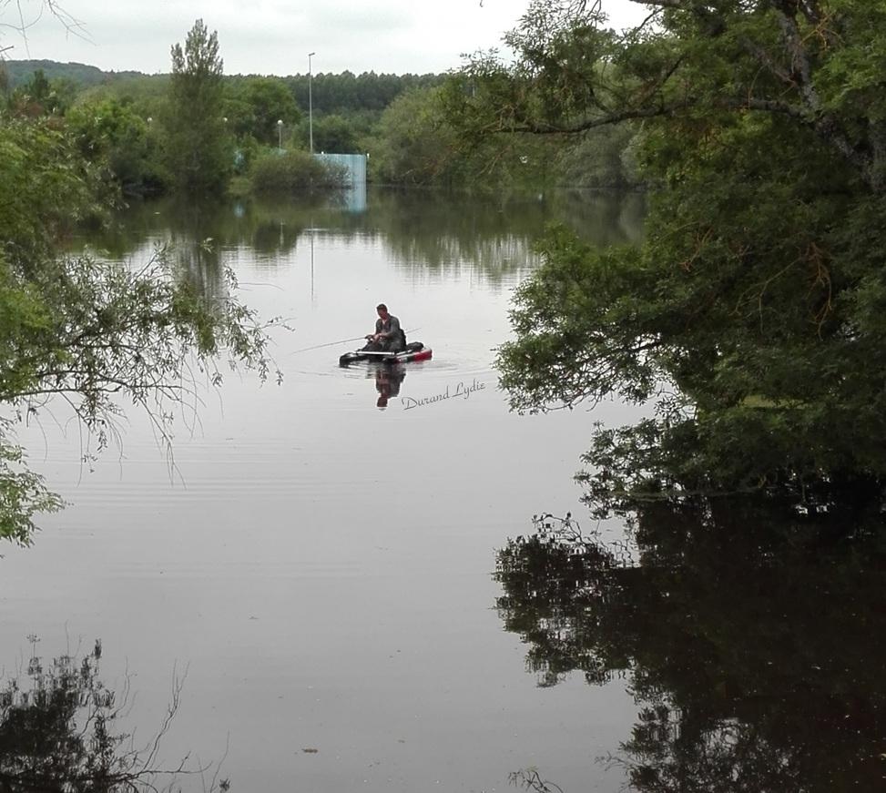 Le Jungle Operator au Lac des 3 Provinces à Noyers sur Cher