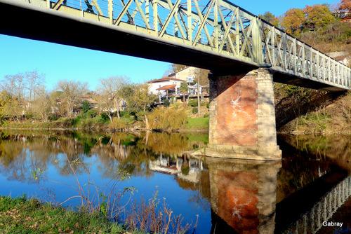 Lacroix Falgarde : le vieux pont ... n 1