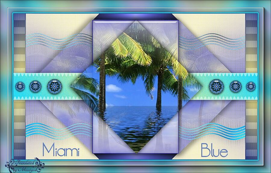 Miami Blue - Virginia