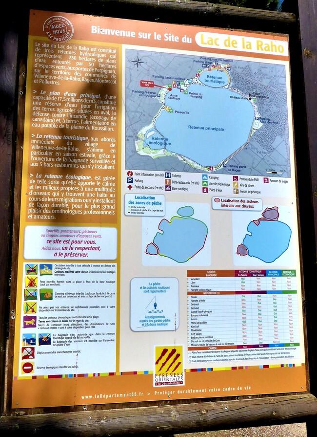 Découverte du site de Villeneuve de la Raho ( Pyrénées Orientales )