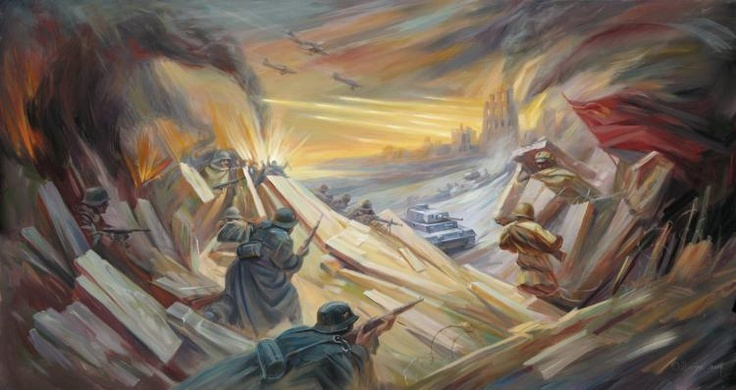 Oleg shuplyak illusion d 39 optique woluwe saint for Illusion d optique peinture