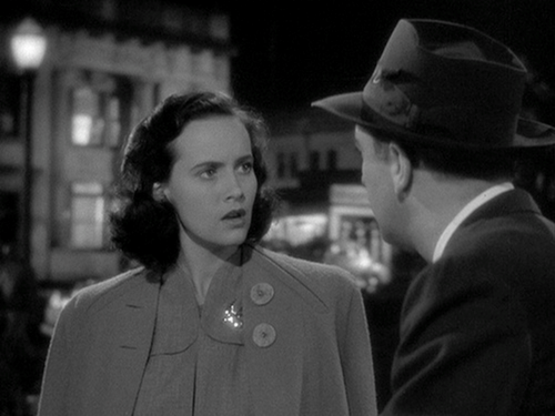 L'ombre d'un doute, Shadow of a doubt, Alfred Hitchcock, 1943