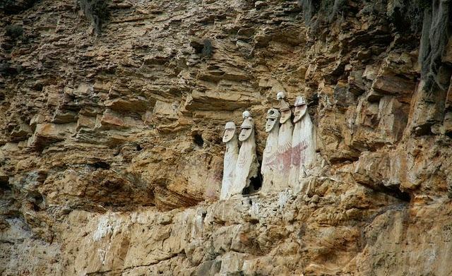 Les étranges Sarcophages des Chachapoya (18)