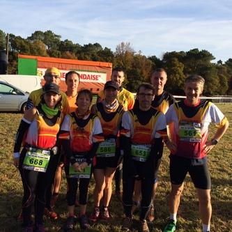Trail Tro Bro Melrant - Melrand - Vendredi 11 novembre 2016