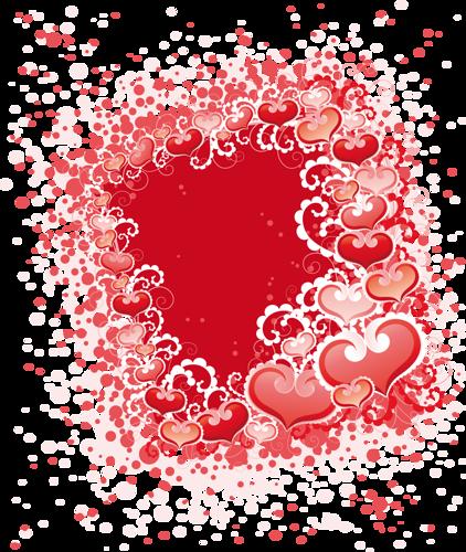 Ornements Saint-Valentin Série 5