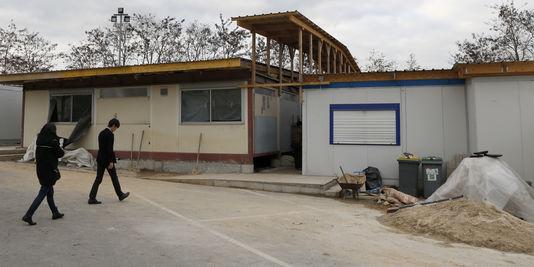 La mosquée de Lagny, en Seine-et-Marne, a été fermée en décembre 2015.