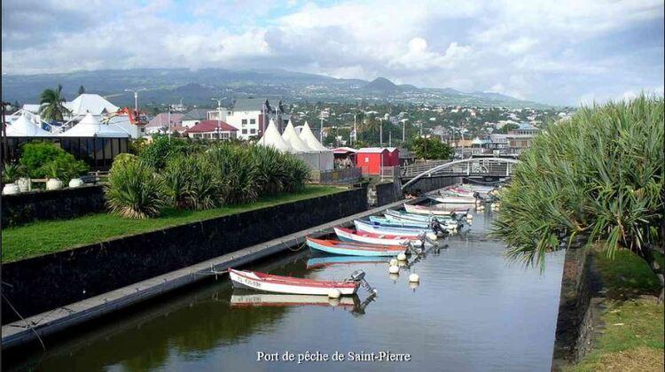 Port de pêche de Saint-Pierre