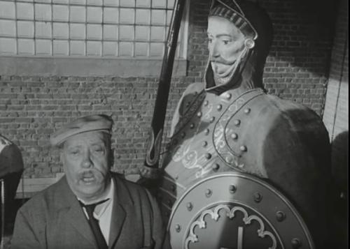 L'histoire de la famille Gayant, les Géants de Douai racontée par Simons