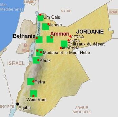 """Coronavirus: Le confinement et le partage du Voyage en virtuel """" la Jordanie """"  < 11 >"""