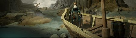 SORTIE : Ashen, DLC Nightstorm Isle, trailer*
