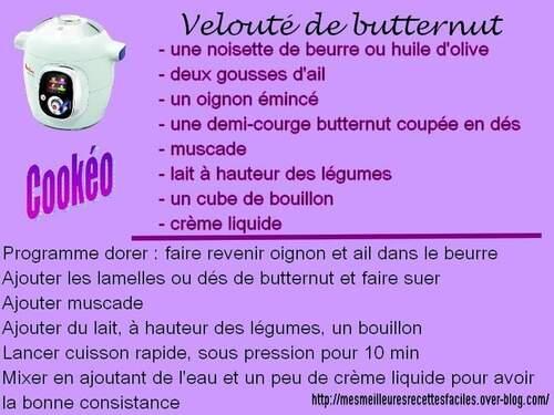 Veloute de butternut