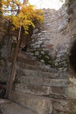 Les Gorges ardéchoises - novembre 2015