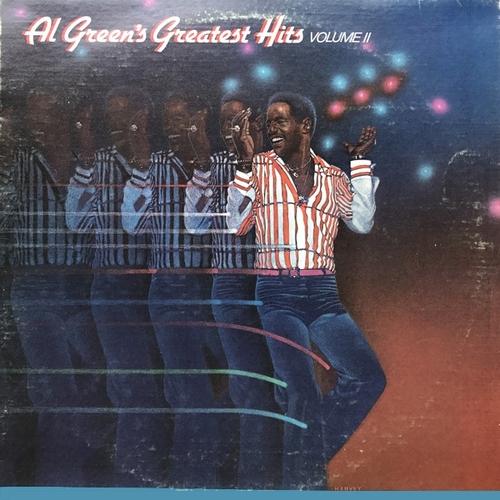 """Al Green : Album """" Al Green's Greatest Hits Vol. 2 """" Hi Records SHL 32105 [ US ]"""