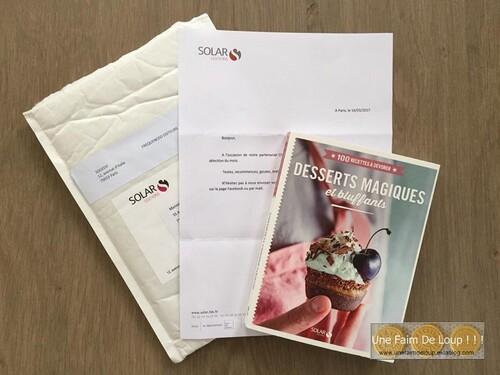 """Mon nouveau partenariat : Editions Solar """"Club Praline"""""""