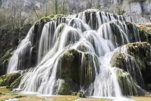 Cascades en France