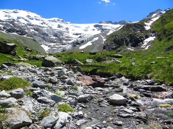 Glacier du Génépy