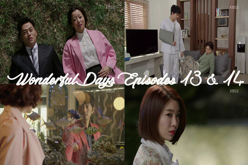 Wonderful Days Episodes 13 & 14