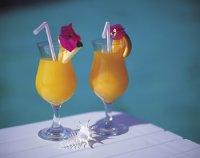 - cocktail aux multiples saveurs