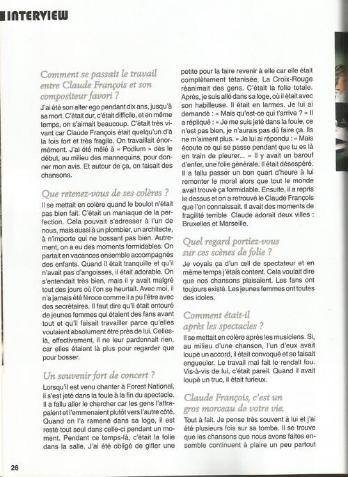 L'IDOLE ETERNELLE 6/15
