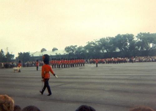 Québec 1967 : Relève garde -3