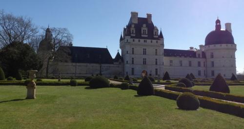 Le château de Valençay ( 1 )