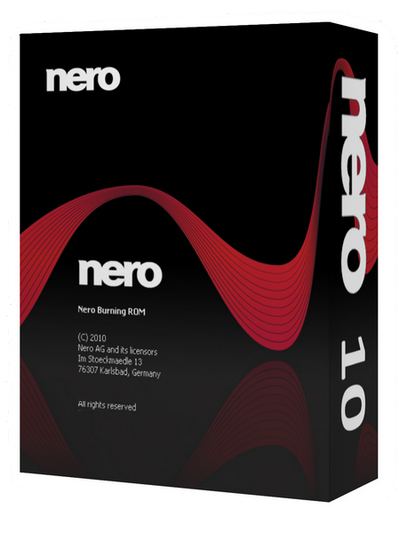 Nero 10 : logiciel de gravure