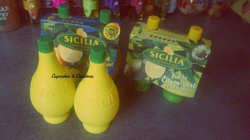 le citron Sicilia