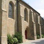 Côté de la chapelle