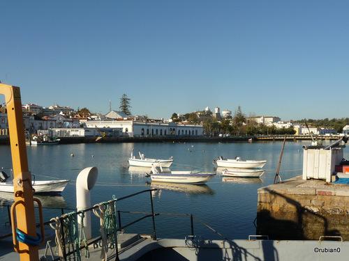 Le port de Tavira