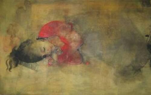 L'enfant grec peint par... Maria Yannakaki