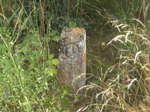 Borne en pierre