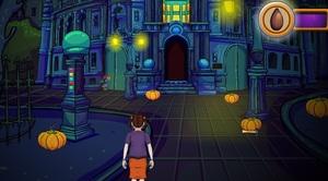Jouer à ENA Halloween devil mansion