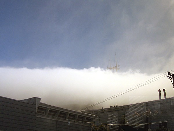 San Francisco brouillard