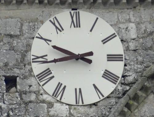 D'autres horloges de clochers châtillonnais