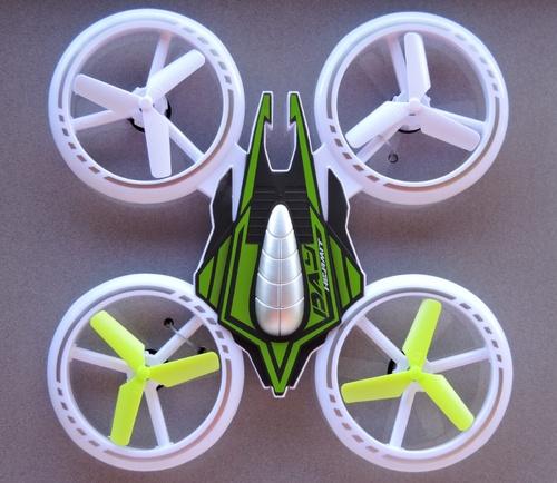 JXD - 399 Starship vert
