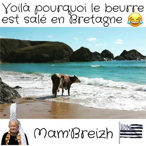 Ca c'est la Bretagne !
