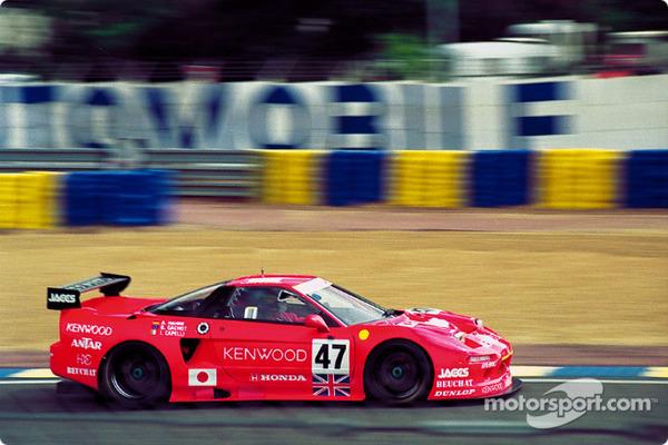Le Mans 1995 Abandons