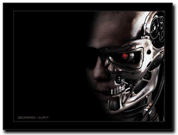 Homme robot