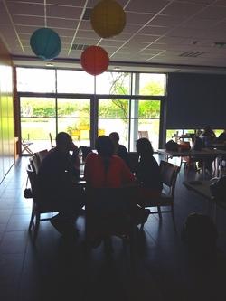 Témoignage 27/09/17 auprès des intervenantes à domicile de l'association Anjou Soins Services Accompagnement.