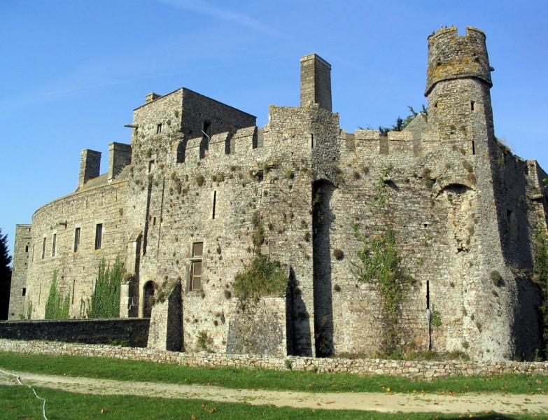 Le Château de Pirou