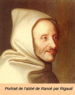 L'abbé de Rancé - 1626-1700