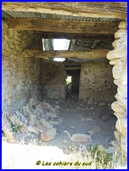Sisteronnais, le hameau de St Symphorien...sur les traces de Pierre Magnan