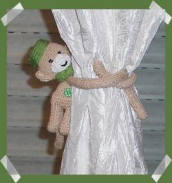 Le patron d'Ambroise le petit singe