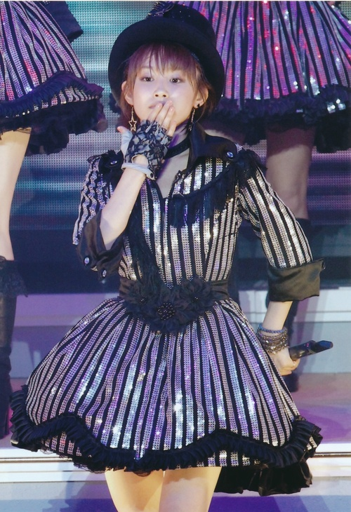 Ai Takahashi 高橋愛 Morning Musume concert tour 2011 Aki Ai BELIEVE ~ Takahashi Ai sotsugyo kinen special ~  モーニング娘。コンサートツアー2011秋 愛 BELIEVE