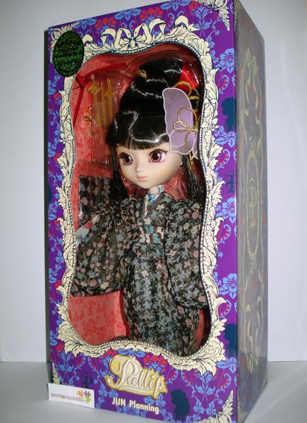 Juillet 2008 : Pullip Youtsuzu