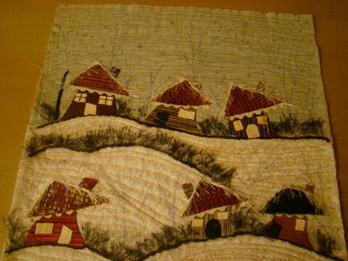 les petites maisons