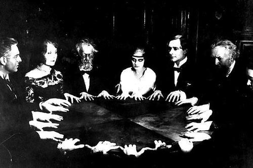 Spiritisme, problématiques